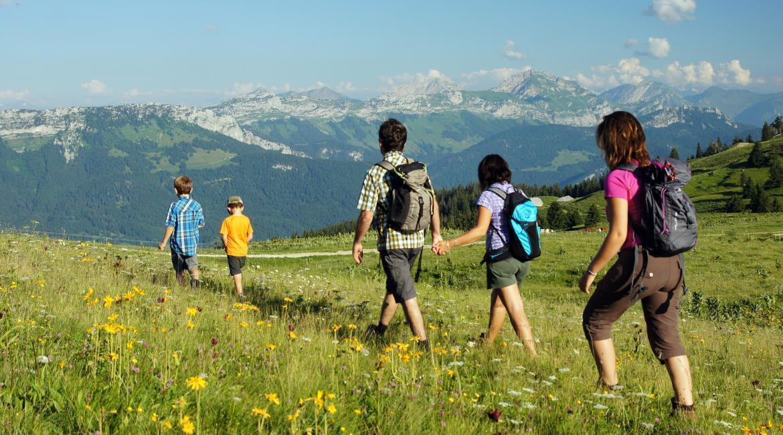 Les écogestes en montagne racontés aux enfants