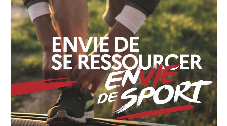 « EnVie de sport » , le mot d'ordre de la rentrée